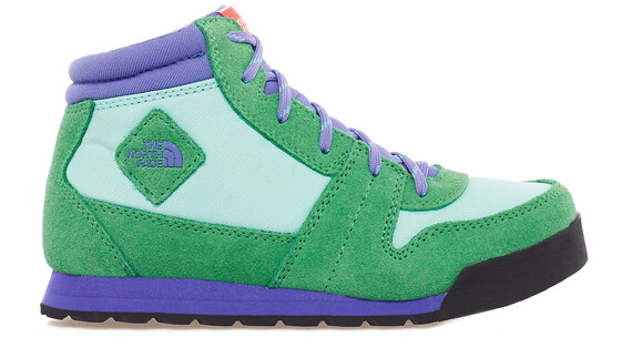 The North Face Girls Back To Berkeley 68 WP Krypton Green/Surf Green